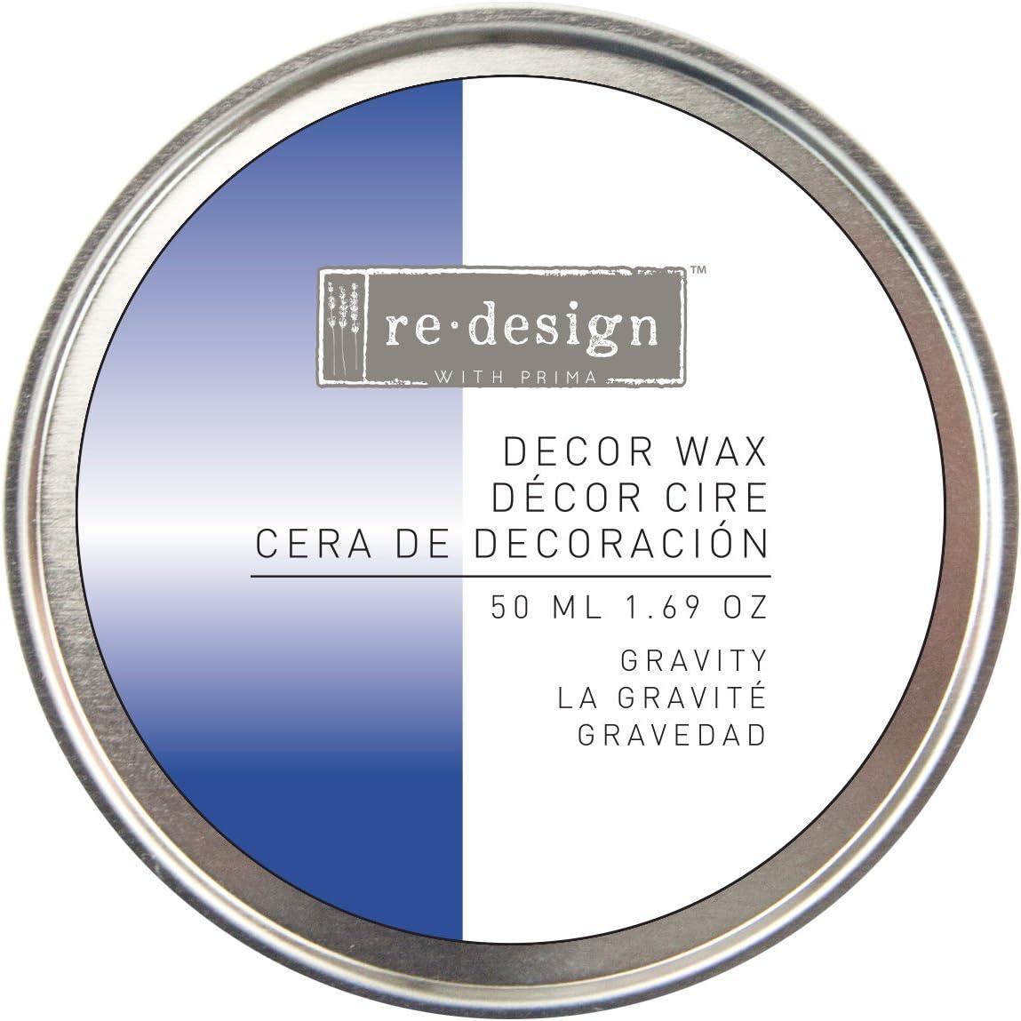 Prima Marketing Inc. Redesign Wax Paste, Blue