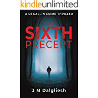 The Sixth Precept - The Dark Yorkshire Crime Thrillers (Book 6)