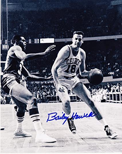 4c3893032 Bailey Howell Boston Celtics Signed 8 x 10 Photo - Authentic Sports  Signature