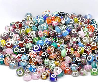 New wholesale Joblot of 100pcs Plastic pendants for Jewellery making /& crafts