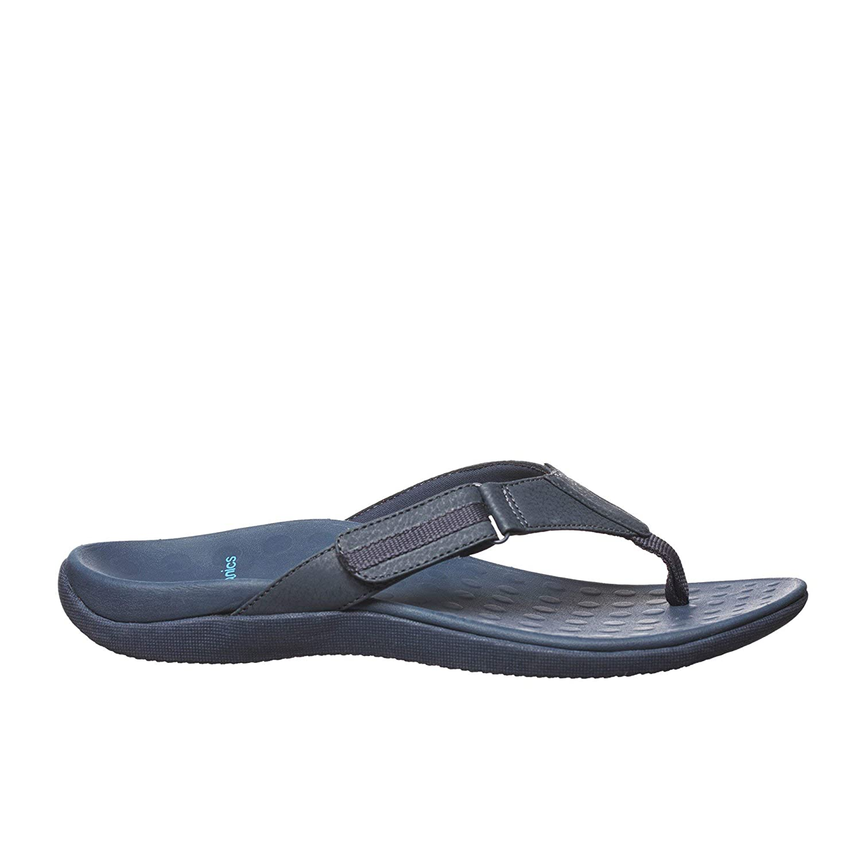 Scholl Orthaheel Biomechanics Ryder Sandals