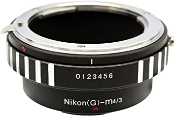 Gadget Place Leica M Lens Adapter for Olympus Pen-F E-M10 II E-M5 E-M1