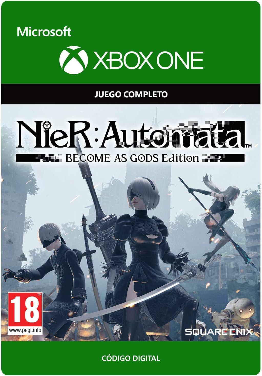 NieR:Automata BECOME AS GODS Edition | Xbox One - Código de ...