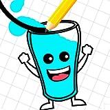 Happy Glass - Draw Line Puzzle