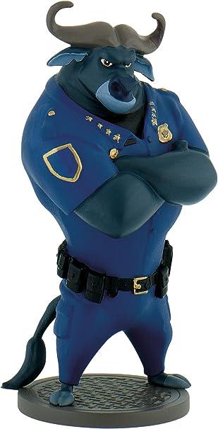 Disney Zootopia set di 12 giocattoli statuette Judy Nick bambola bambino