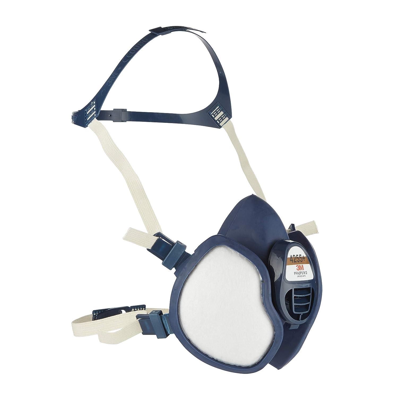 maschera con respiratore 3m