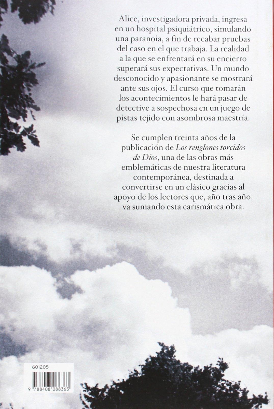 Los renglones torcidos de Dios ((Fuera de colección)): Amazon.es ...