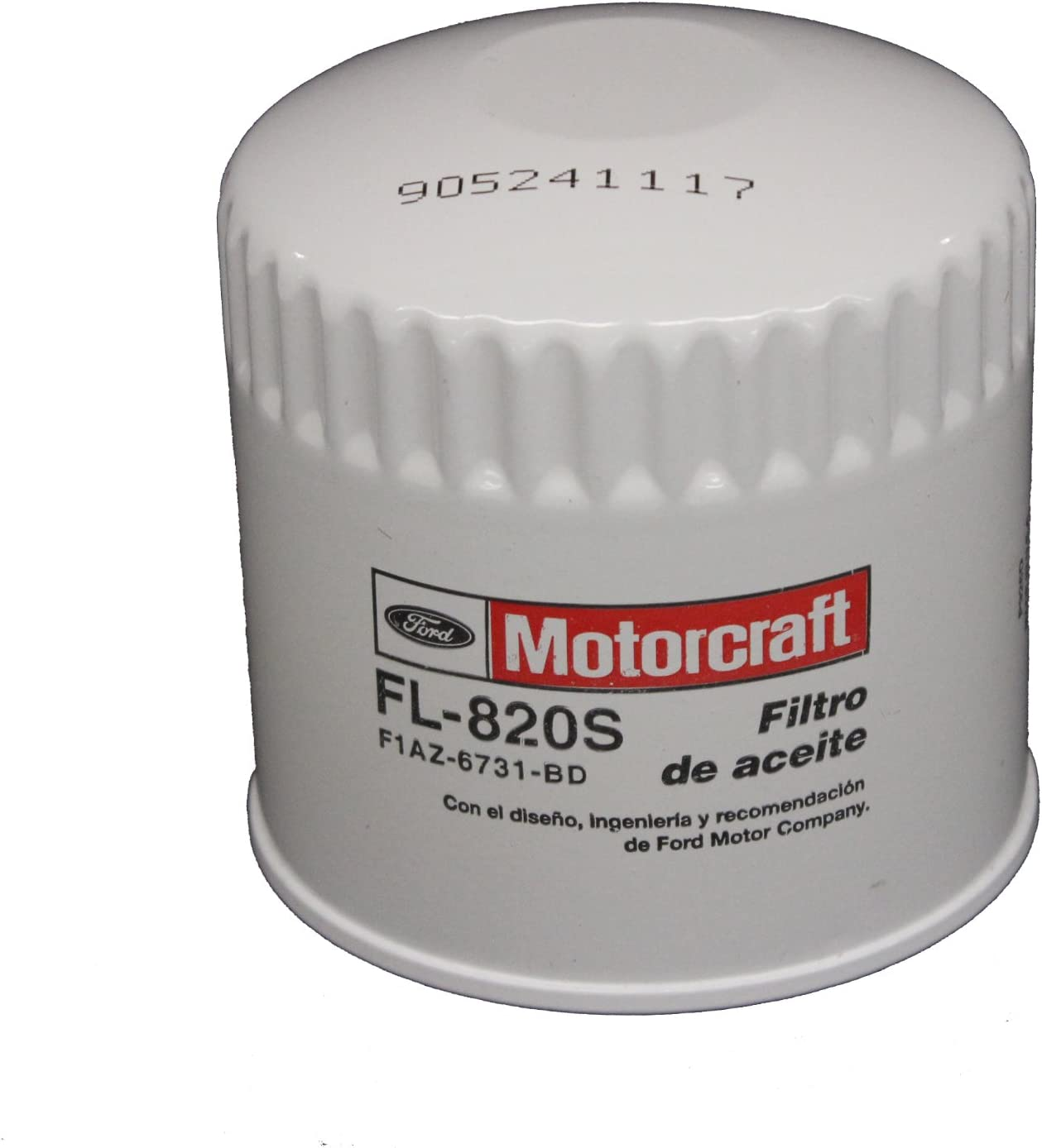 FORD OEM Engine-Oil Filter F1AZ6731BD