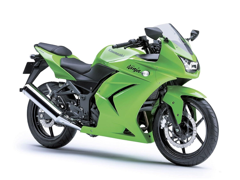 Amazon.com: 2008 – 2012 Ninja 250R Derecho Carenado Kawasaki ...