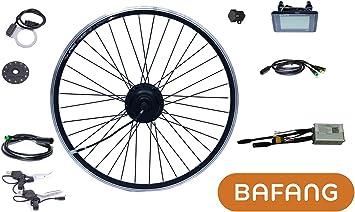 Bafang BF-FWD-25036-C961-BK26 - Kit de conversión para Bicicleta eléctrica (26