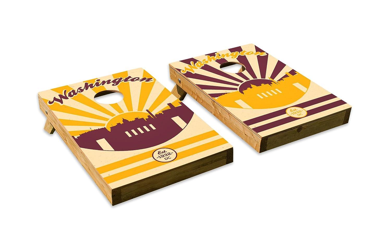 Astounding Amazon Com Washington Redskins Design Cornhole Bean Bag Uwap Interior Chair Design Uwaporg