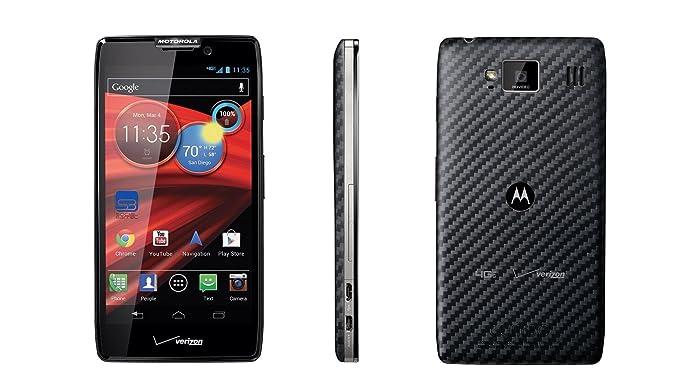 amazon com motorola droid razr maxx hd 32gb xt926m 4g lte android rh amazon com Reconditioned Motorola RAZR Maxx Verizon Motorola Droid RAZR Maxx HD