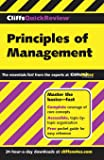 CliffsQuickReview Principles of Management (Cliffs Quick Review (Paperback))