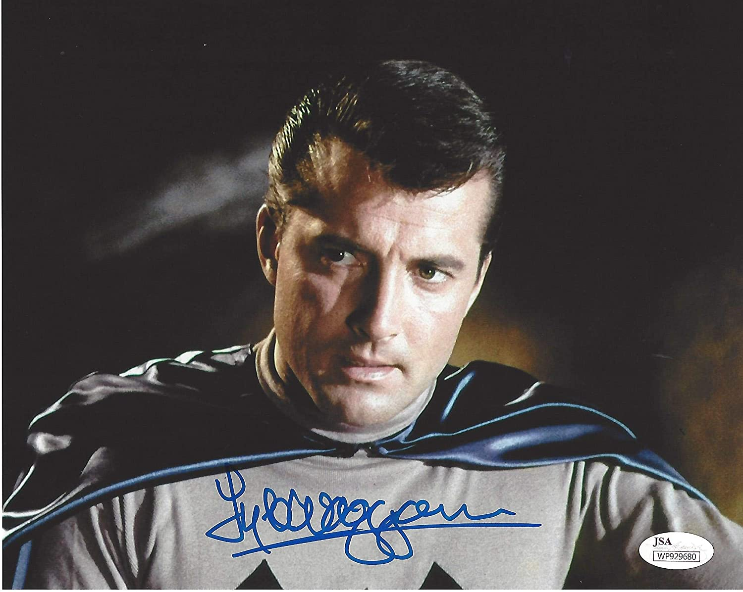 LYLE WAGGONER - Screen Test for