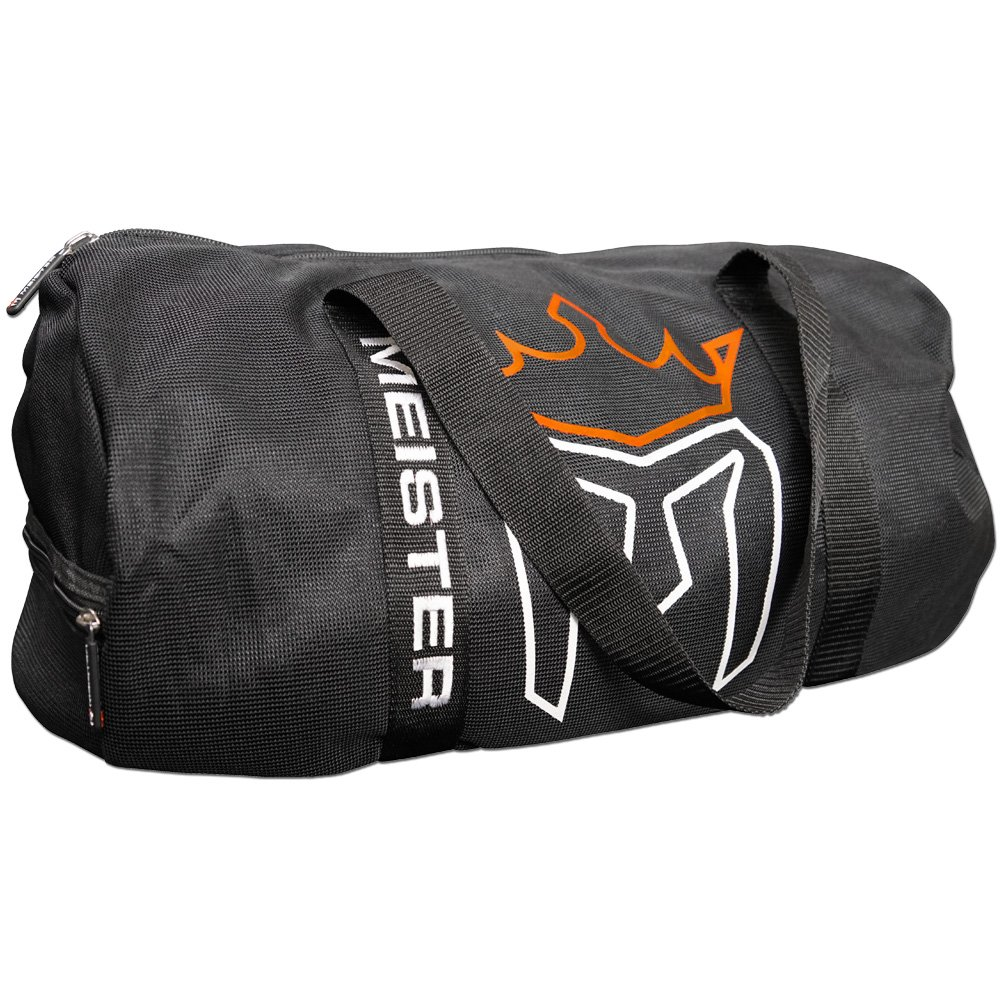 Meister Breathable Chain Mesh Duffel Gym Bag Meister MMA
