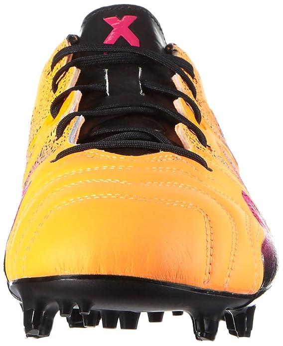 sale retailer c5065 cc757 adidas X 15.1 FG AG Leather, Chaussures de Foot Homme  Amazon.fr  Chaussures  et Sacs