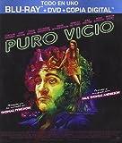 Puro Vicio (DVD + BD + Copia Digital) [Blu-ray]
