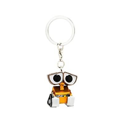 Funko Pocket POP! Keychain Disney Pixar - Wall-E Metallic Exclusive: Toys & Games