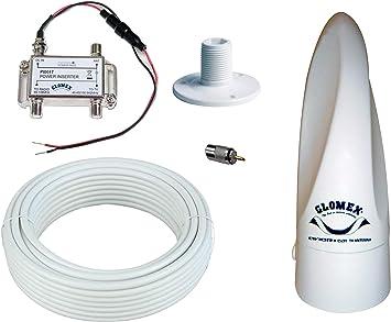 Glomex Vt300 Avior Analog Digital Dvbt Tv Radio Elektronik