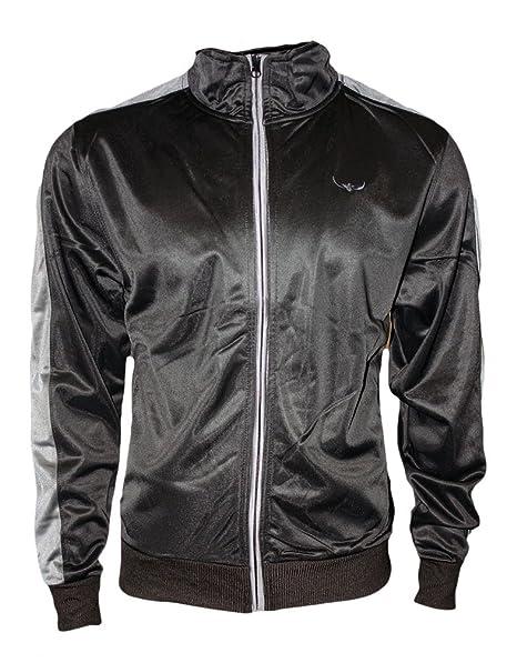 ROCK-IT Apparel® Track Jacket - Hombres con Estilo y Calidad de ...