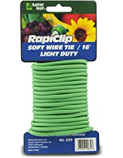 Luster Leaf Prod Inc Rapiclip Light Duty Soft Wire Tie 839