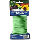 Luster Leaf Rapiclip Light Duty Soft Wire Tie 839