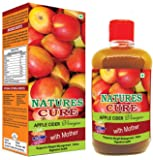 Tss Organic Raw Unfiltered Apple Cider with Mother Vinegar (500 Ml)