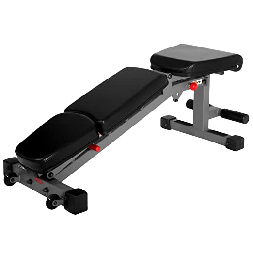 711c5JCZSUL. SX522  - The 5 Best Adjustable Weight Benches of 2017