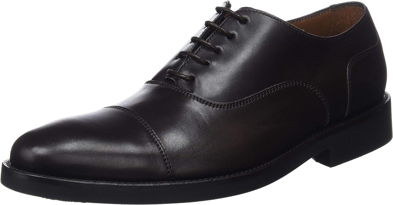 TALLA 45 EU. Lottusse L6591, Zapatos de Cordones Oxford para Hombre