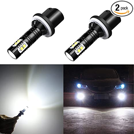 Led Auto Lights >> Amazon Com Alla Lighting Cree 50w 880 899 High Power Led Fog Lights