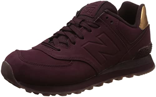 Rosso 40 EU NEW BALANCE 574 SNEAKER DONNA PURPLE SUPERNOVA RED Scarpe