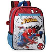 Marvel Spiderman Red Mochila, 28cm, Rojo
