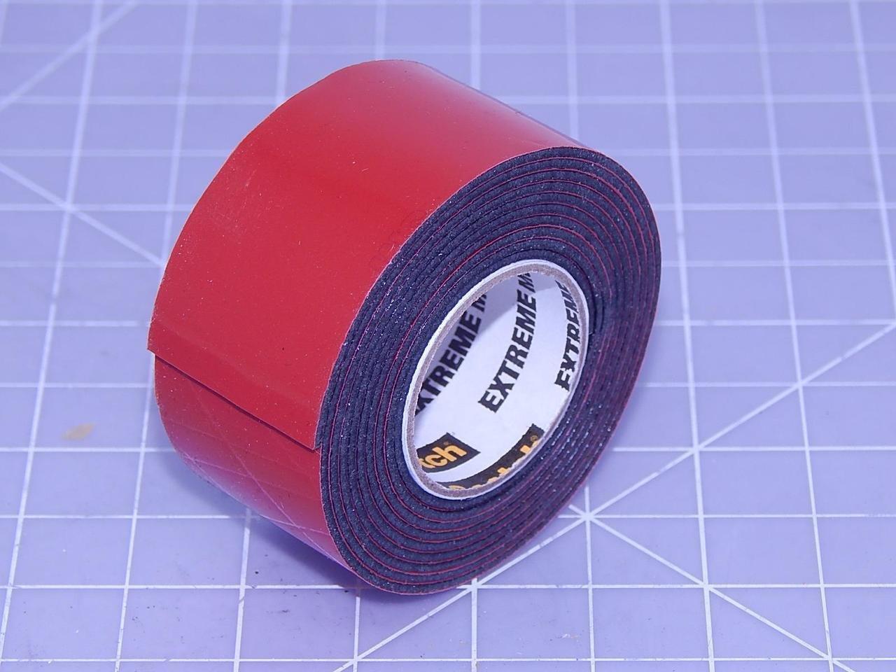 Scotch Extreme Mounting Tape 1''x60'' (30 lbs) by Scotch (Image #2)