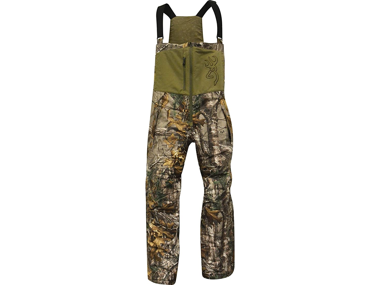 b415ea9287c83 Amazon.com : Browning Hell's Canyon BTU Insulated Bib : Sports & Outdoors