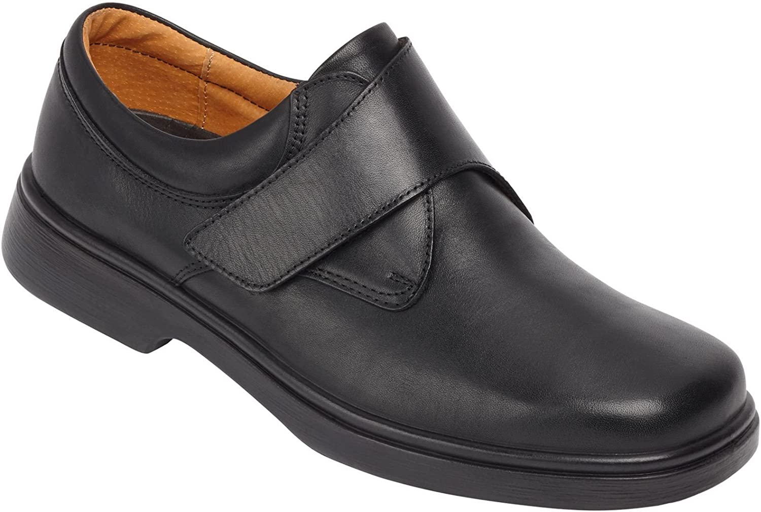 Mens Extra Wide Fit Velcro Fastening 4E