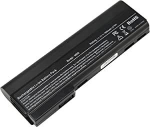 Replacement Battery for HP 6360t EliteBook 8460p 8460w 8470p 8470w 8560p 8570p ProBook 6360b 6460b 6465b 6470b 6475b 6560b 6565b 6570b