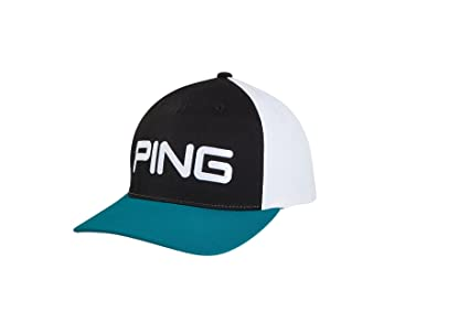 eacceeac10d Amazon.com   PING Structured Adjustable HAT 2018- Teal Black ...
