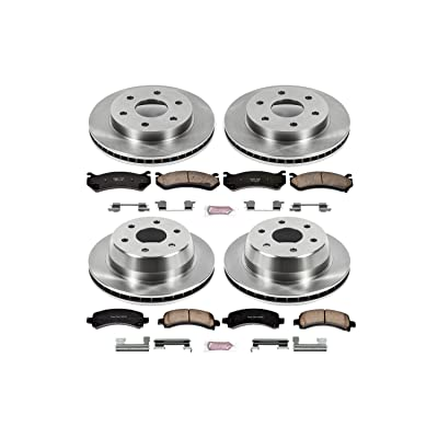 Autospecialty KOE2016 1-Click OE Replacement Brake Kit: Automotive