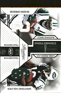 2011 Prestige Shonn Greene/Santonio Holmes Jersey/250