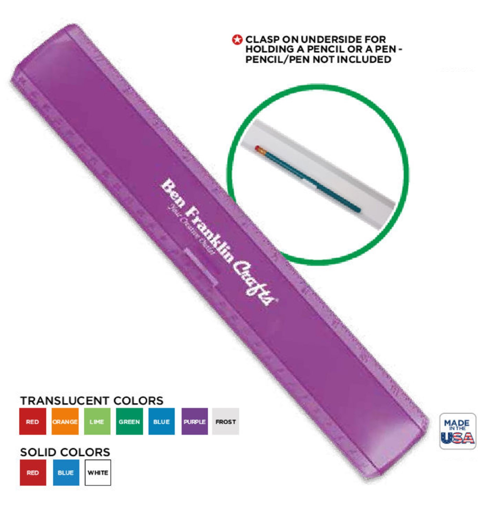 250 USA Made Personalized 12'' Plastic Leading Edge Ruler Printed with Logo or Message