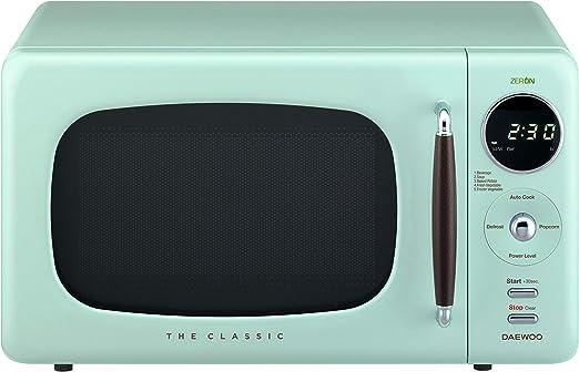Amazon.com: Daewoo - Horno de microondas para encimera ...