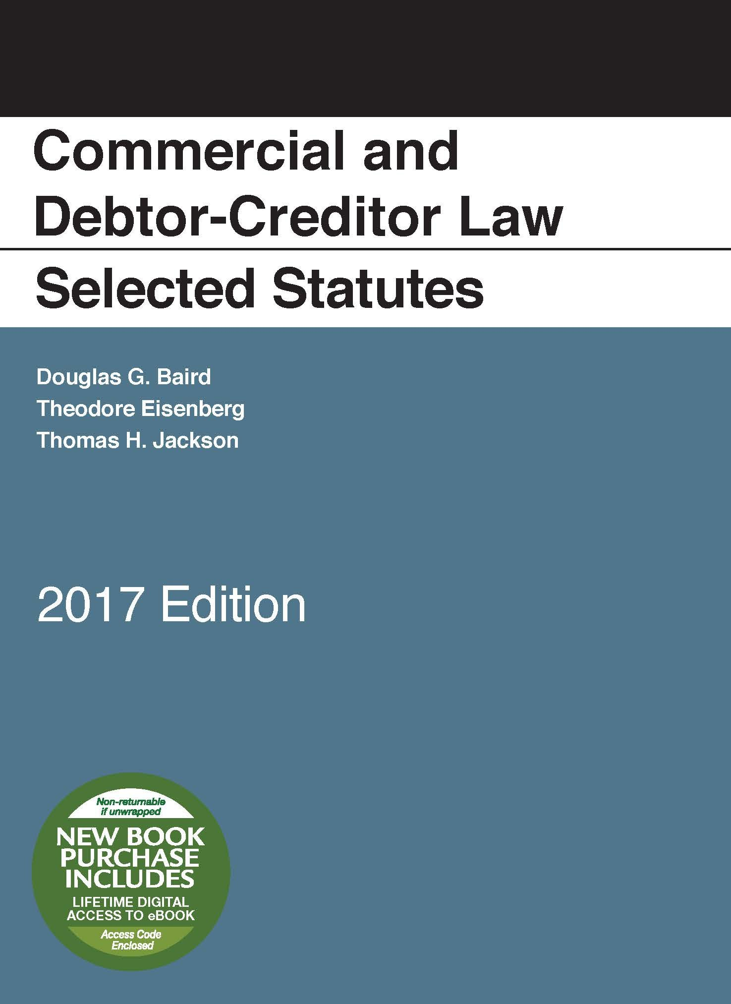 Commercial and debtor creditor law selected statutes 2017 livros commercial and debtor creditor law selected statutes 2017 livros na amazon brasil 9781683286257 fandeluxe Images