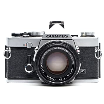 Amazon.com : Olympus OM-1 35mm Film Camera : Slr Film Cameras ...