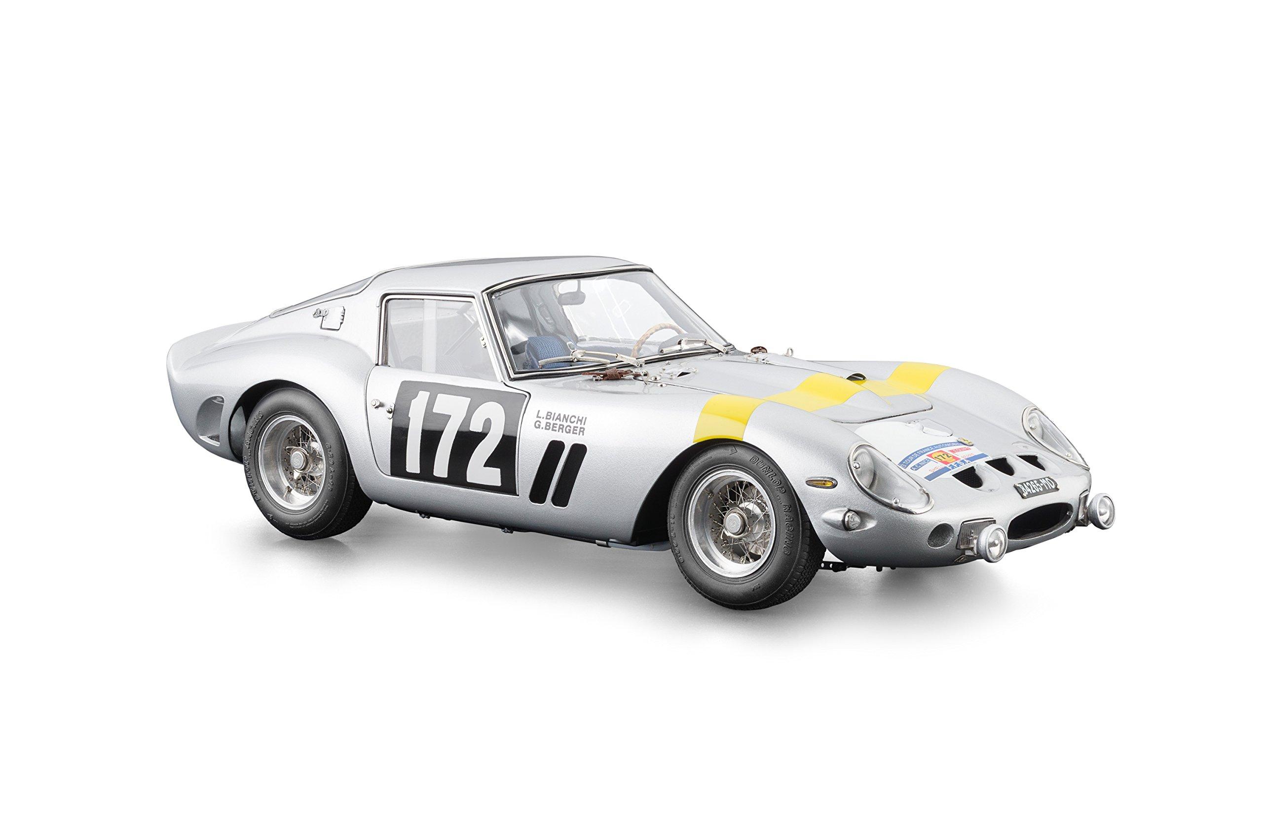 CMC-Classic Model Cars USA Ferrari 250 GTO 1962 Tour de France Die Cast Vehicle