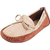 Mochi Women Black Synthetic Loafers (31-8112)
