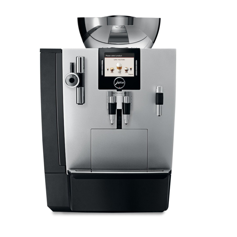 Amazoncom Jura 16367 Impressa Xj9 Automatic Coffee Machine, Brilliant Silver