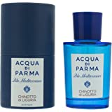 Aqua di Parma Blue Mediterranean Chinotto di Liguria Eau de Toilette Spray for Unisex, 75 ml