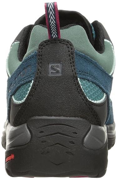 Salomon Ellipse 2 Aero W, Calzado de Senderismo y multifunción para Mujer: Amazon.es: Zapatos y complementos
