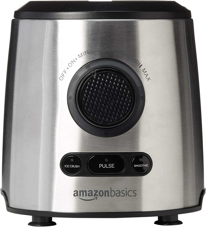 AmazonBasics Blender BL2525 - Licuadora (1,5 L) Mezcla Pro: Amazon ...