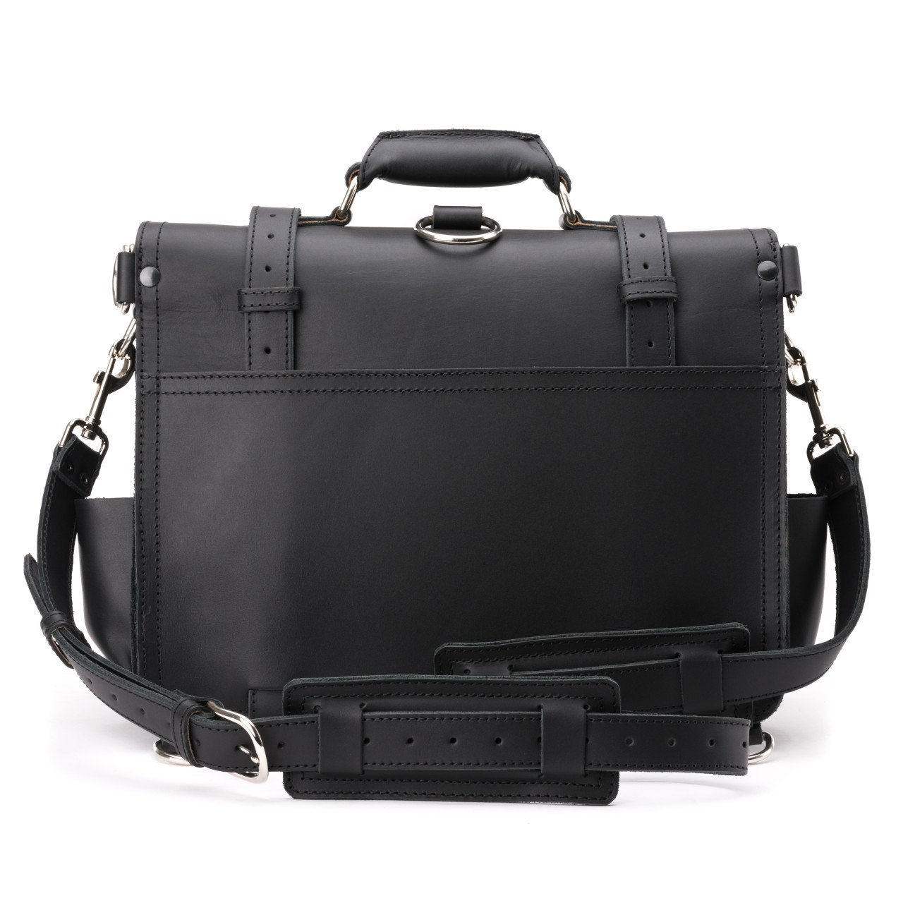 Classic Leather Briefcase The Original Full Grain Leather Briefcase For Men  Includes 100 Year Warranty  c261cbe280ff7